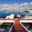 Marina in Puerto Banus — Stock Photo