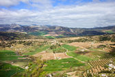 Andalusia Landscape in Spain — Stock Photo
