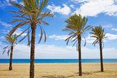 Vacation on Costa del Sol — Stock Photo