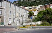 Gibraltar Town — Stock Photo
