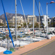 Port in Marbella - Stock Photo
