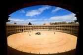 Bullfighting Arena in Ronda — Stock Photo