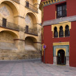 Plaza del Triunfo in Cordoba — Stock Photo