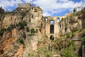 Bridge in Ronda — Stock Photo