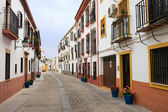 Traditional Houses in Cordoba — Stock Photo