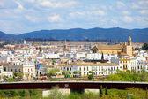 Vista da cidade de córdoba na espanha — Foto Stock