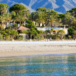 Marbella Beach Summer Holiday Scenery — Stock Photo
