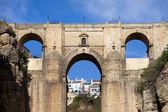 New Bridge in Ronda — Stock Photo
