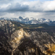 Alps mountains in northern Slovenia — Stockfoto