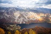 Lake Bohinj, Slovenia — Stock Photo