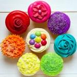 Cupcakes — Stock Photo #11133575