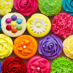 Cupcakes — Stock Photo #11973672