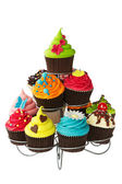 Suporte de cupcake — Foto Stock
