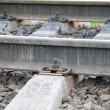 Rails and sleepers — Stock Photo #11742035