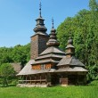 Old Ukrainian church — Stock Photo #10990568