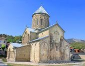Samtavro Transfiguration Orthodox Church in Georgia — Foto de Stock