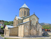 Samtavro Transfiguration Orthodox Church in Georgia — ストック写真