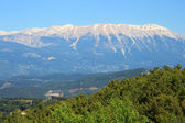 Taurus Mountains near town Kumluca, Turkey — Stock Photo