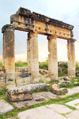 Ancient Greek and Roman city of Hierapolis, Turkey — Stock Photo