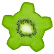 Stock Photo: Kiwi wheel