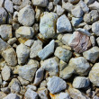 Background texture with round pebble stones — Stock Photo #11342186