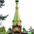 Постер, плакат: Orthodox temple