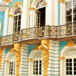 "Stock Photo: Balcony of the Pavilion ""Hermitage"" in Tsarskoye Selo"