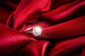 Anello di nozze — Foto Stock