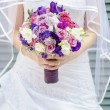 Wedding bouquet — Stock Photo #12041251