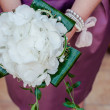 Wedding bouquet — Stock Photo #12041265