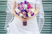 Wedding bouquet — Photo
