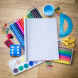 School tools - Stockfoto