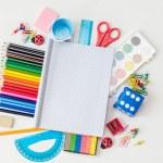 School tools — Stock Photo #12341067
