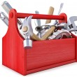 Toolbox — Stock Photo #10772874
