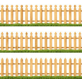 Fences — Stock Photo
