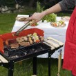 Grilling time! - Stock Photo