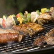 Grilling time! — Stock Photo #10798498