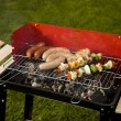 Grilling time! — Stock Photo