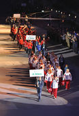Special Olympics - Opening Ceremony — Stock Photo