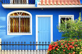 Colorful House — Foto de Stock