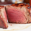 Stock Photo: Filet mignon