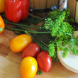 Fresh vegetables — Stock Photo #12218349