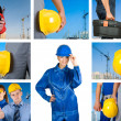 Workers set — Stock Photo #12383263