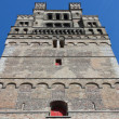 Church of Our Lady Tower in Bruges — Stock Photo