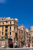 Maltese Architecture. — Stock Photo