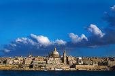 City of Valetta in malta. — Stock Photo