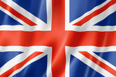 British flag — Stockfoto