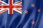 New Zealand flag — Stock Photo