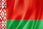 Belarus flag — Stock Photo