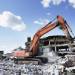 Demolition — Stockfoto #10914926